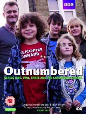 Outnumbered Season 1 - 3 (DVD Boxset)