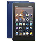 Amazon Fire 7 Tablet with Alexa Assistant 7 inch 16GB with Wi-Fi (2017) -  Marine Blue