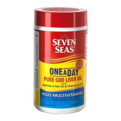 Cod Liver Oil Oad & Multivits
