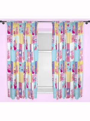 Peppa Pig Nautical Curtains