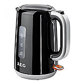 AEG EWA3700 3000w 1.5 Litre Capacity Jug Kettle in Black