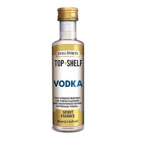 Still Spirits Top Shelf Spirits - Vodka Flavour