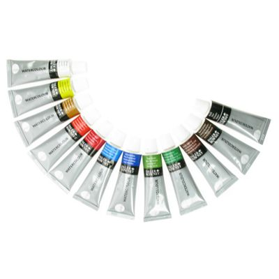 Daler Simply Watercolour Set 12 x 12ml Tubes