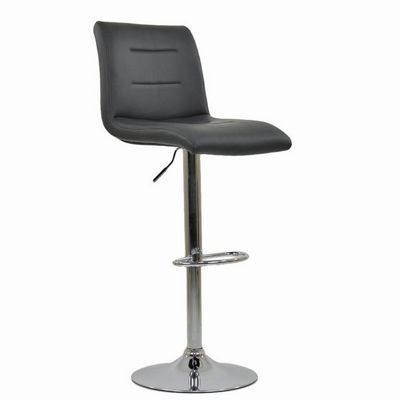 Canberra Bar Stool Dark Grey
