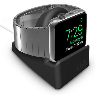 Orzly Apple Watch Night Stand - Black