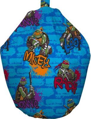 TMNT Beanbag - Urban