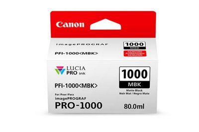 Canon Printer ink cartridge for imagePROGRAF PRO-1000 - Black