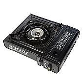 Compact Stove Black - Regatta