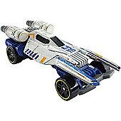 Hot Wheels Star Wars Carships - Rebel U-Wing Fighter