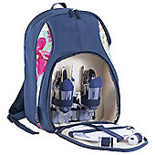Navigate Floral 2 Person Picnic Backpack