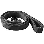 Canac Single Lead 25mm X 1m - Black