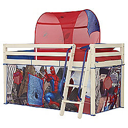 Spiderman Midsleeper Bed Tent Pack