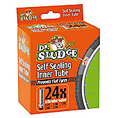 Dr Sludge Inner Tube 24 X 1.75 To 2.125 SV