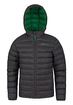 Mountain Warehouse Seasons Boys Padded Jacket - Grey