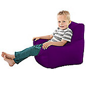 Toddler Armchair Beanbag - Purple