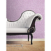 Textured Sparkle Wallpaper - Soft Pink - 601530