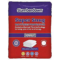 Slumberdown Super Snug Mattress Protector Double