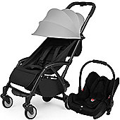 ickle bubba Aurora Travel System (Grey)