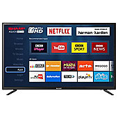 Sharp 49 Inch LC-49CUG8052K 4K Ultra HD Smart LED TV with Freeview HD