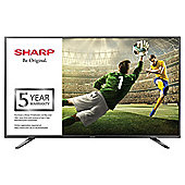 Sharp LC-49CUG8052K 49inch Smart 4K UHD TV with Freeview HD
