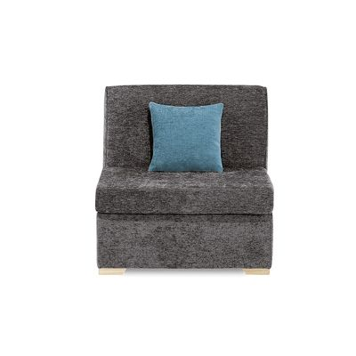Vienna Chairbed Charcoal
