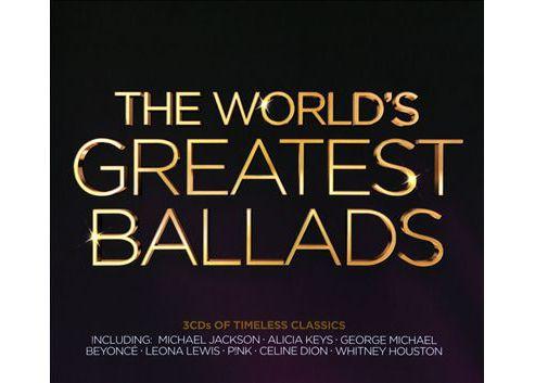 The Worlds Greatest Ballads