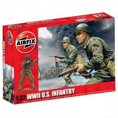 WWII U.S. Infantry (A02703) 1:32
