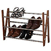 Merton 3-Tier Expandable & Stackable Shoe Rack