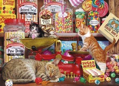 Paw Drops and Sugar Mice - 1000pc Puzzle