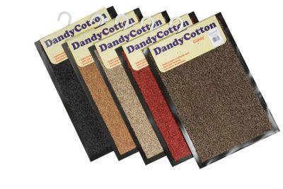 Dandy DandyCotton Brown Mat - 50cm x 80cm