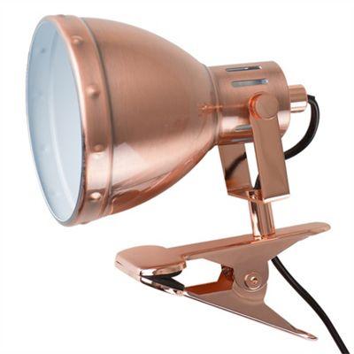 Portishead Clip On Desk Lamp