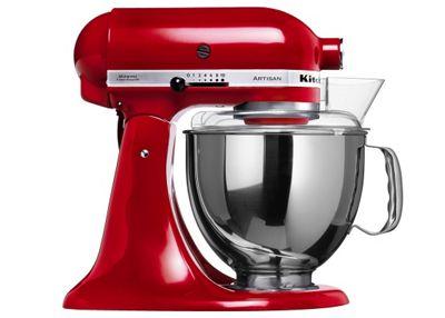KitchenAid Artisan Empire Red Food Mixer
