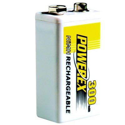 Maha 9 V 300 mAh Battery