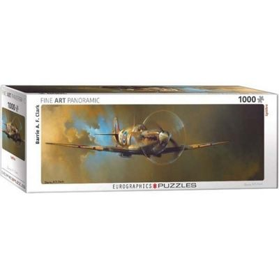 Spitfire - Panoramic - 1000pc Puzzle