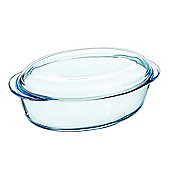 Pyrex Essential 3L Casserole Dish with Lid