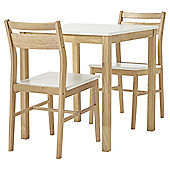 Hatten Table And Two Chair Set