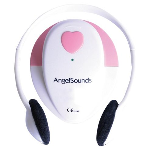Angelsounds Baby Sound Monitor Fetal Doppler