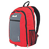 Yellowstone Trail Rucksack, Red 30L