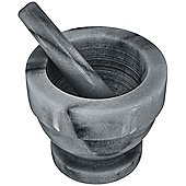 Judge Marble Mortar and Pestle 11.5cm in Grey