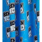 Ben 10 Hero Curtains 66 inch x 72 inch (168cm x 183cm)