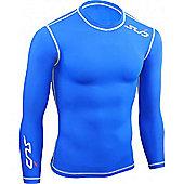 Sub Sports Dual Long Sleeve Top - Blue