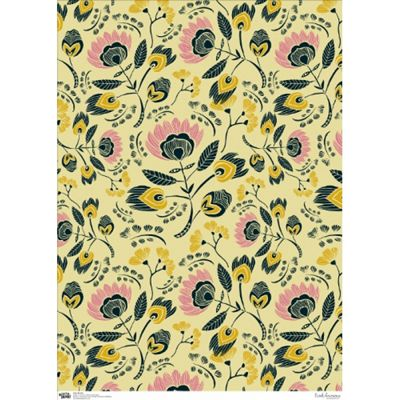 Leah Duncan Gift Wrap - Spring