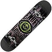 Enuff Skull Green 7.75inch Complete Skateboard