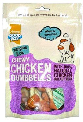 Chicken Fillet with Munchy Dumbbells Deli Treats
