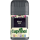 Cuprinol Garden Shades Tester -Black Ash - 50ML