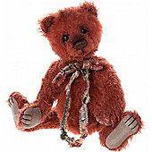 Charlie Bears Minimo Doobey 18cm Mohair Teddy Bear