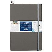Tesco Black Soft Cover Notebook A5