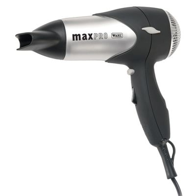 Wahl ZX508 1600W Hairdryer Max Pro With Diffuser