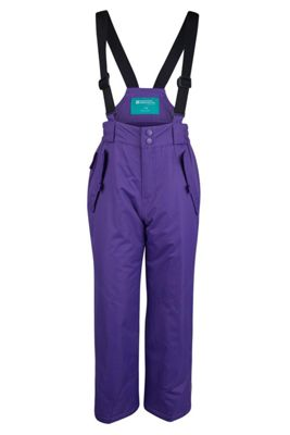 Mountain Warehouse Honey Kids Snow Pants ( Size: 5-6 yrs )