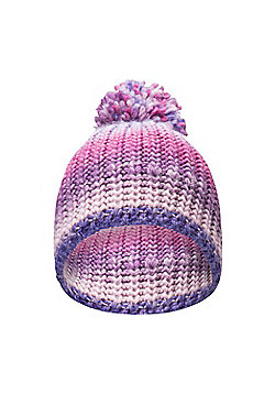 Mountain Warehouse Steve Backshall Youth Knitted Hat - Red